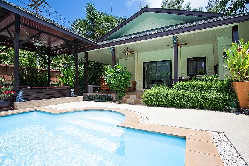 Аренда Самуи Villa Damini | Уютная вилла с 5 спальнями на юго-востоке Самуи